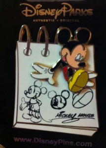 Disney Pin - Mickey Mouse Animation