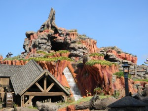 Walt Disney World's Splash Mountain