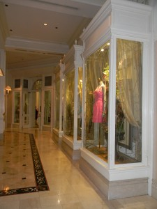 Shops in Disney's Grand Floridian