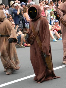 Star Wars Weeekend's Parade