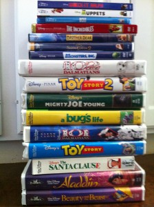 Disney Movie Collection