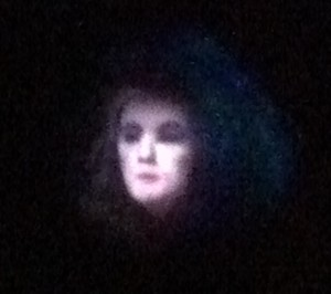 Haunted Mansion's Madame Leota