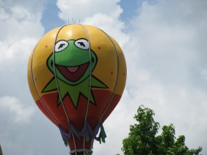 Muppets in Disney's Hollywood Studios
