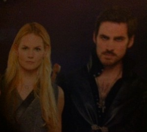 Emma and Hook OUAT