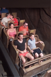 Expedition Everest Ride Photo