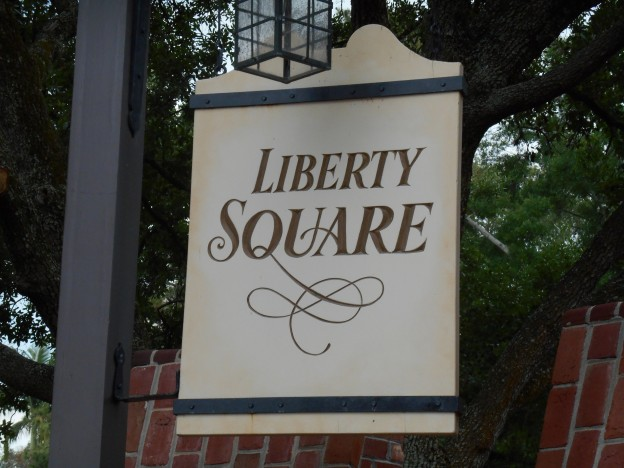 Magic Kingdom's Liberty Square