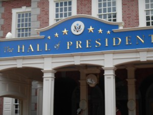 Hall of Presidents / Walt Disney World