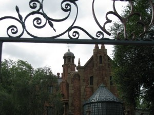 Walt Disney World's Haunted Mansion