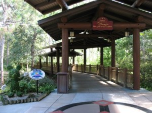 DVC Walkway / Walt Disney World
