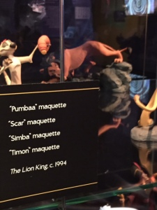 Maquette Display