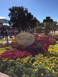 Experiencing Epcot International Food and Wine Festival