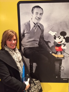 Walt, Mickey, and Me