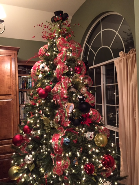 rm christmas tree 2014 - Disney Themed Christmas Decorations
