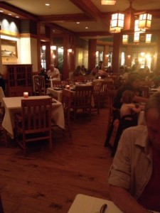 Signature Dining - Yachtsman Steakhouse
