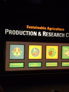 RM-Living-With-The-Land-Production-and-Research-Sign