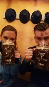 Giant Beer in Tivoli Gardens