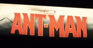 Ant-Man Sign