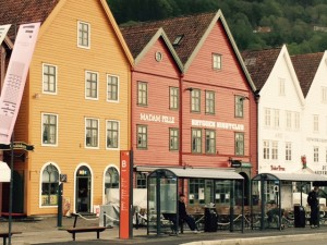 Bergen-Norway-Waterfront