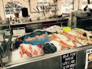 Bergen-fishmarket-selection