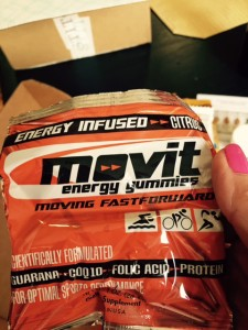 Movit Energy Gummies