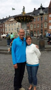 DCL Norway Raymond and Lisa