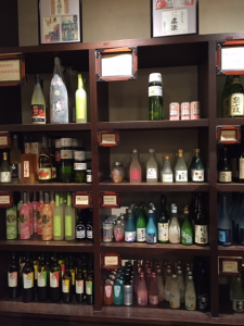 Mitsukoshi-Sake-Selection