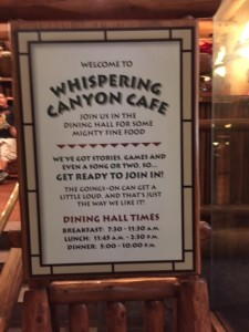Whispering-Canyon-Sign