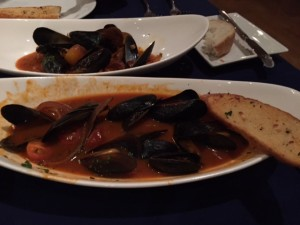 Narcoossee's Mussels Appetizer