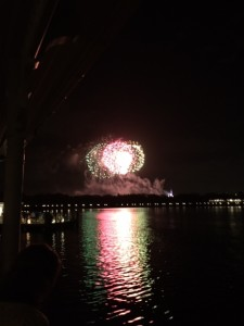 Narcoossee's view of MK fireworks