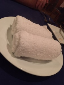 Narcoossee's Hot Towels