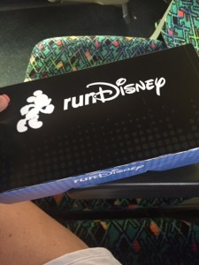 runDisney Snack Box
