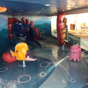 Disney Dream Children's Play Area
