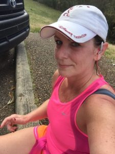 runDisney training selfie