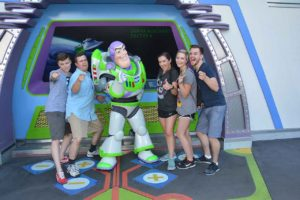 Memory Maker Buzz Lightyear