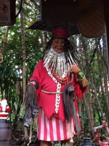Jingle Cruise Trader Sam