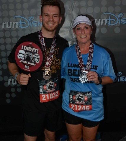 RunDisney - Star Wars 10K Race Recap