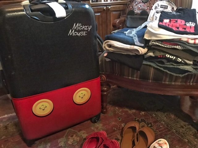 Walt Disney World in May - What I'm Packing