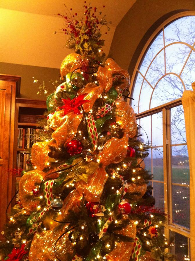 mickey christmas decorations